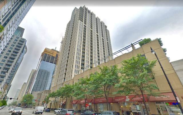 1250 S Michigan Avenue P-112, Chicago, IL 60605 (MLS #11088645) :: Ryan Dallas Real Estate