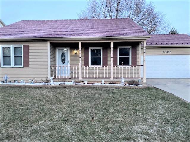 1005 Blackhawk Drive, Elgin, IL 60120 (MLS #11088786) :: Helen Oliveri Real Estate