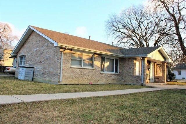 14430 S Division Street, Posen, IL 60469 (MLS #11089004) :: Littlefield Group