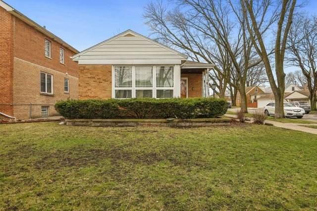 5058 N Oak Park Avenue, Chicago, IL 60656 (MLS #11089085) :: Angela Walker Homes Real Estate Group