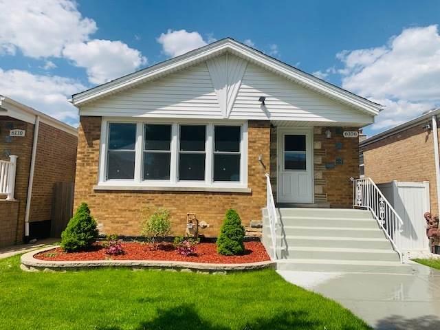 6106 S Austin Avenue, Chicago, IL 60638 (MLS #11089260) :: Littlefield Group