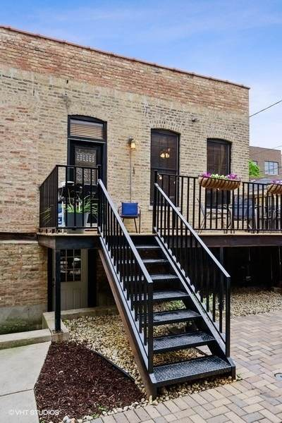 918 N Wolcott Avenue 1R, Chicago, IL 60622 (MLS #11089364) :: Touchstone Group