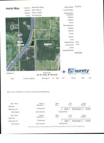 Sec 30 T27n R11e Road, Danforth, IL 60930 (MLS #11091395) :: O'Neil Property Group