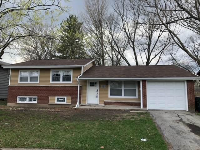 17712 Grandview Drive, Hazel Crest, IL 60429 (MLS #11092169) :: Littlefield Group