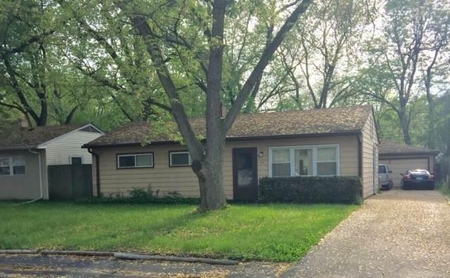 16510 Turner Avenue, Markham, IL 60428 (MLS #11094469) :: Ryan Dallas Real Estate