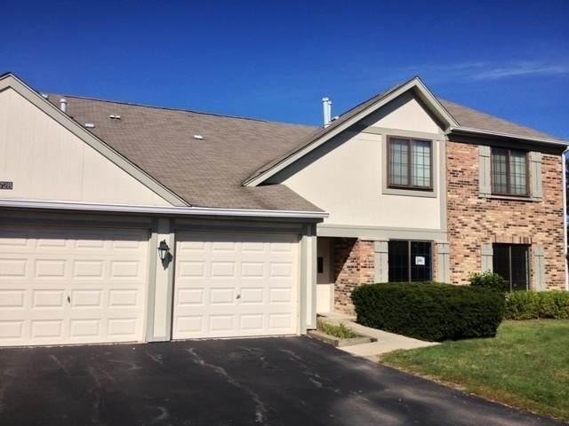 1728 N Emerald Bay #2, Palatine, IL 60074 (MLS #11097697) :: BN Homes Group