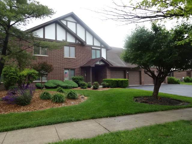 6760 W 180th Street 2W, Tinley Park, IL 60477 (MLS #11106929) :: Schoon Family Group