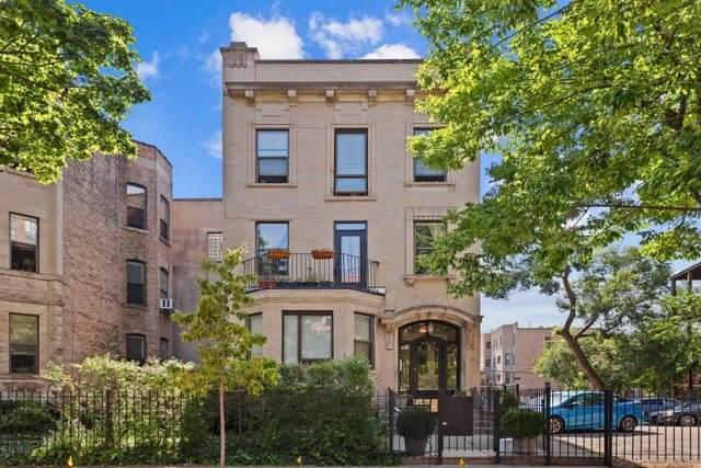 5208 N Kenmore Avenue #2, Chicago, IL 60640 (MLS #11108576) :: Angela Walker Homes Real Estate Group