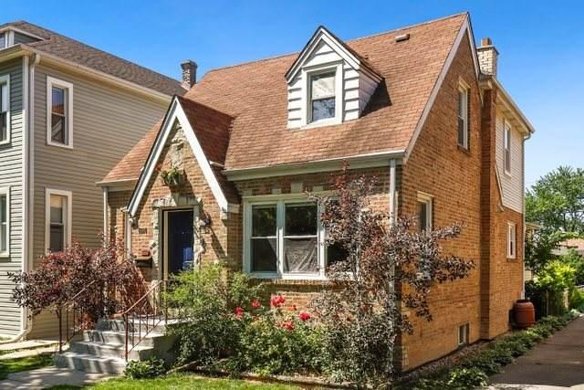 6334 W Giddings Street, Chicago, IL 60630 (MLS #11111100) :: Ryan Dallas Real Estate