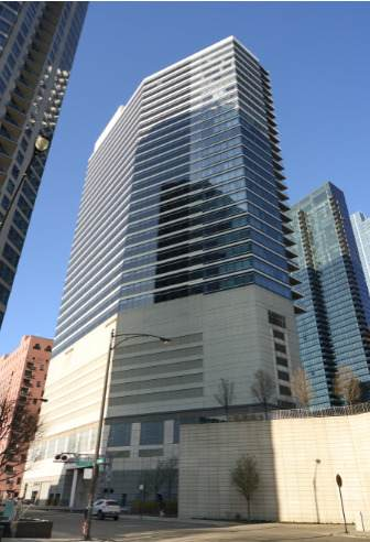 333 N Canal Street #1407, Chicago, IL 60606 (MLS #11114339) :: RE/MAX Next