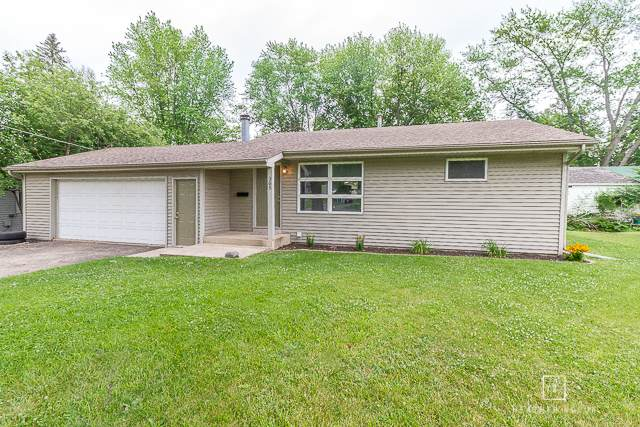308 S West Street, Sandwich, IL 60548 (MLS #11116339) :: BN Homes Group