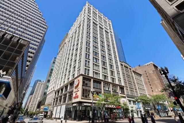 8 W Monroe Street #600, Chicago, IL 60603 (MLS #11116941) :: The Spaniak Team