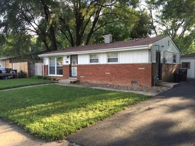 16142 Oxford Drive, Markham, IL 60428 (MLS #11117273) :: Ryan Dallas Real Estate