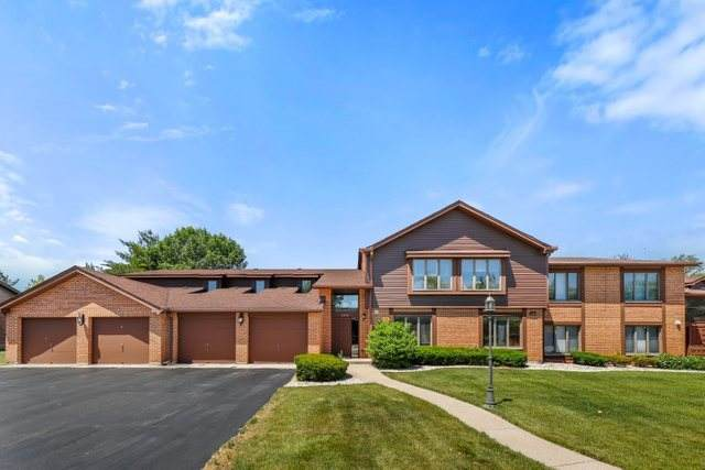 1412 Woodhollow Drive D, Flossmoor, IL 60422 (MLS #11119051) :: BN Homes Group