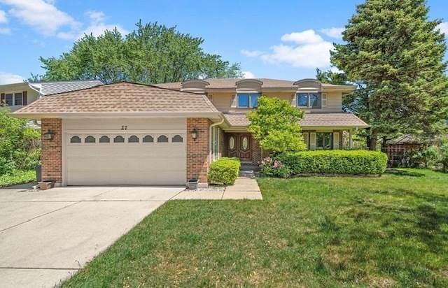 27 Berkshire Drive, Wheeling, IL 60090 (MLS #11119469) :: BN Homes Group