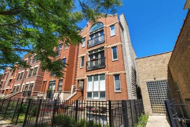 3211 N Racine Avenue #2, Chicago, IL 60657 (MLS #11119621) :: The Dena Furlow Team - Keller Williams Realty