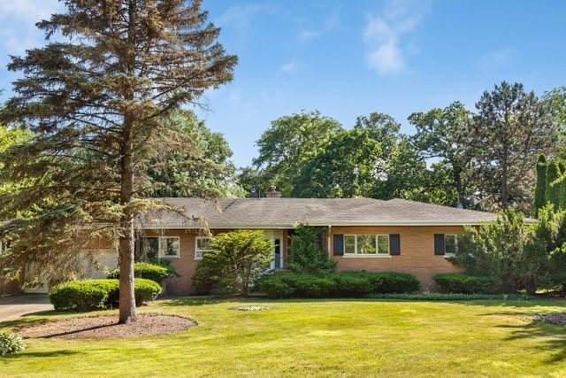 320 Princeton Road, Hinsdale, IL 60521 (MLS #11120347) :: The Wexler Group at Keller Williams Preferred Realty