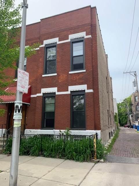 1347 W Flournoy Street, Chicago, IL 60607 (MLS #11121034) :: O'Neil Property Group