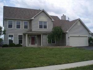 436 Greenview Lane, Oswego, IL 60543 (MLS #11121045) :: The Dena Furlow Team - Keller Williams Realty