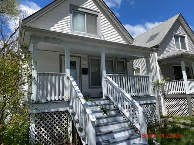 4018 N Richmond Street, Chicago, IL 60618 (MLS #11121198) :: The Dena Furlow Team - Keller Williams Realty