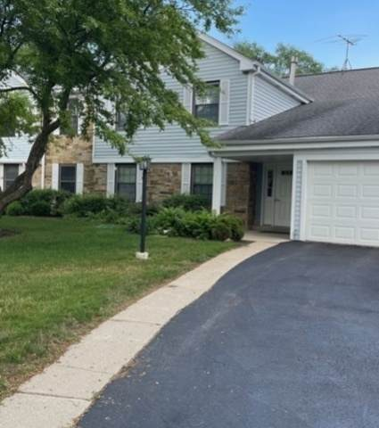 327 Woodbury Court D2, Schaumburg, IL 60193 (MLS #11121239) :: BN Homes Group