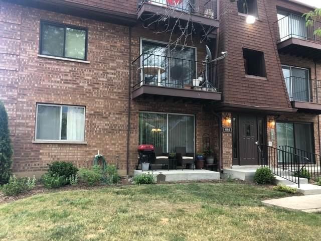 616 Cobblestone Circle A, Glenview, IL 60025 (MLS #11122405) :: Ryan Dallas Real Estate