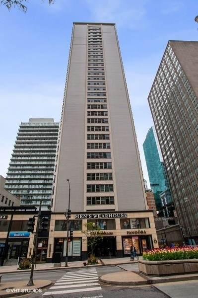 535 N Michigan Avenue #508, Chicago, IL 60611 (MLS #11122595) :: John Lyons Real Estate