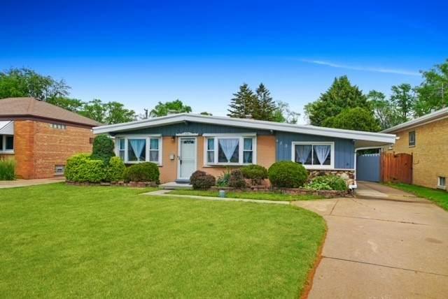 433 51st Avenue, Hillside, IL 60162 (MLS #11123219) :: Ryan Dallas Real Estate