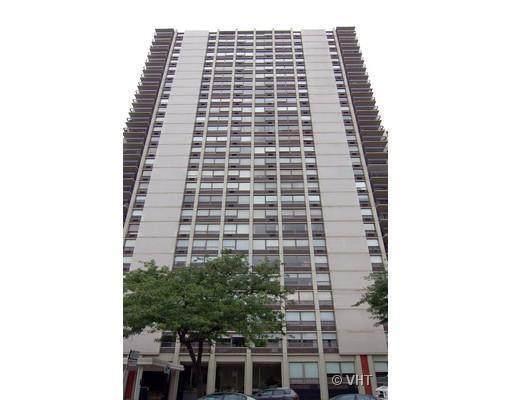 1455 N Sandburg Terrace 2502B, Chicago, IL 60610 (MLS #11123301) :: BN Homes Group