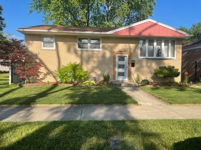 12411 S Lincoln Street, Calumet Park, IL 60827 (MLS #11123882) :: Ryan Dallas Real Estate