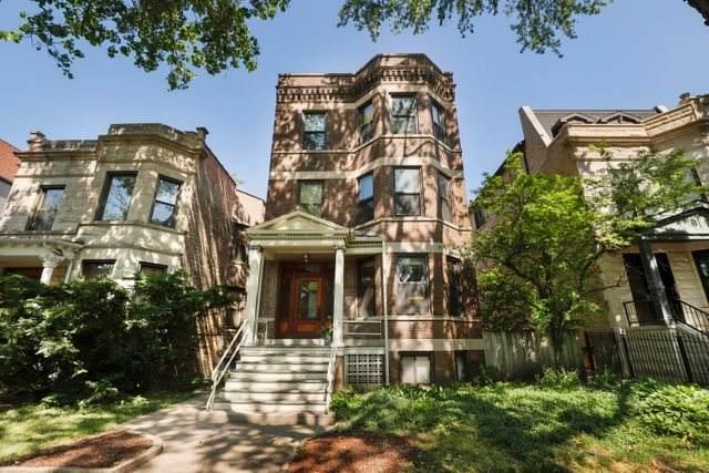 3647 N Janssen Avenue #1, Chicago, IL 60613 (MLS #11126259) :: Lewke Partners