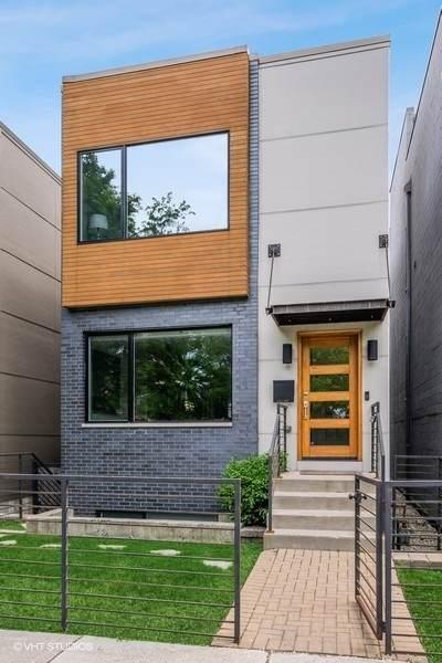 1847 W Dickens Street, Chicago, IL 60614 (MLS #11126300) :: Lewke Partners