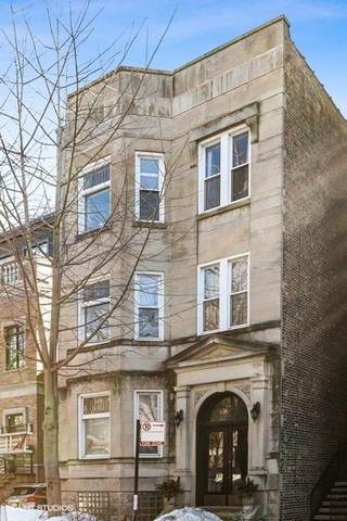 727 W Aldine Avenue 1A, Chicago, IL 60657 (MLS #11126490) :: BN Homes Group