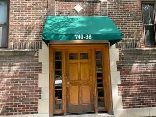 738 W Wrightwood Avenue 1A, Chicago, IL 60614 (MLS #11126844) :: RE/MAX Next