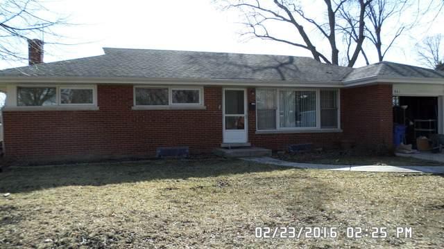 901 W Milburn Avenue, Mount Prospect, IL 60056 (MLS #11127014) :: Suburban Life Realty