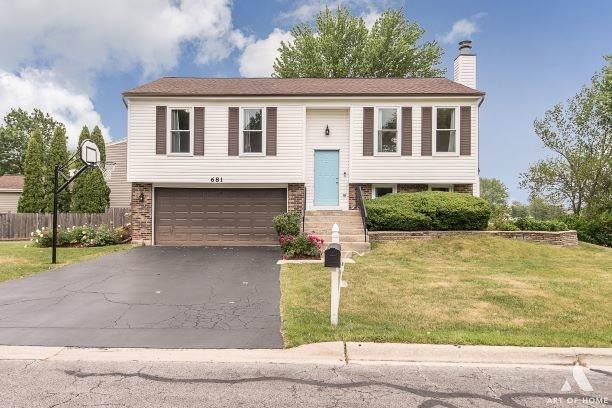 681 Oswego Drive, Carol Stream, IL 60188 (MLS #11127124) :: Jacqui Miller Homes