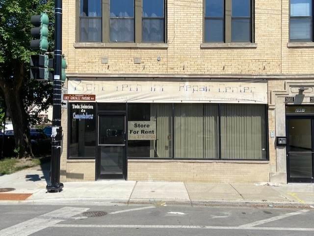 2955-57 N Kedzie Avenue, Chicago, IL 60618 (MLS #11127229) :: Lewke Partners