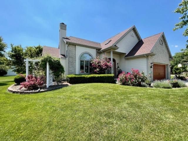 1347 Plum Creek Drive, Bourbonnais, IL 60914 (MLS #11127369) :: Jacqui Miller Homes