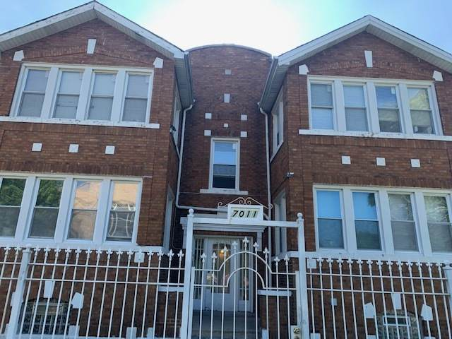 7011-13 S Union Avenue, Chicago, IL 60621 (MLS #11127375) :: Jacqui Miller Homes