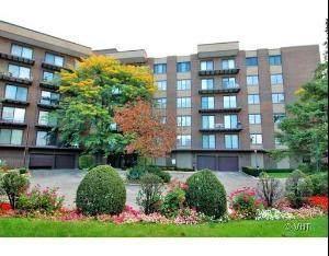 7601 Lincoln Avenue #307, Skokie, IL 60077 (MLS #11127505) :: John Lyons Real Estate