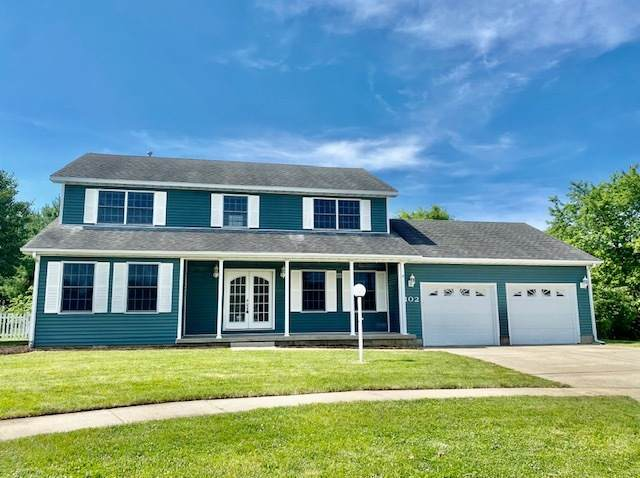 102 Red Bud Court, Mahomet, IL 61853 (MLS #11128133) :: Littlefield Group