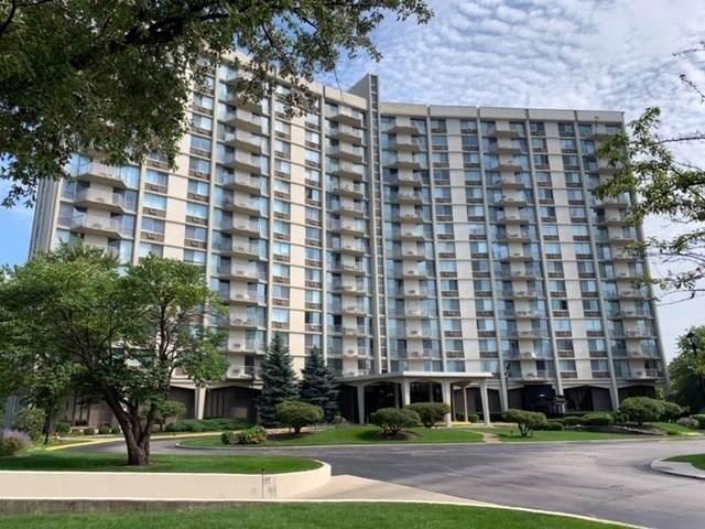 40 N Tower Road 11F, Oak Brook, IL 60523 (MLS #11128198) :: Angela Walker Homes Real Estate Group