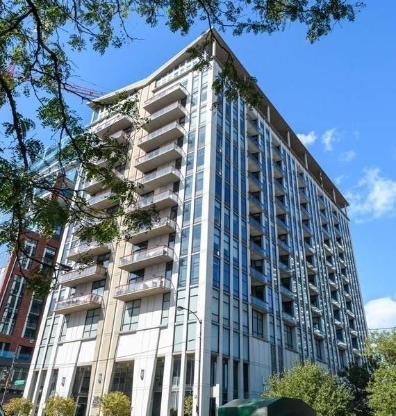 740 W Fulton Street #1404, Chicago, IL 60661 (MLS #11130318) :: Angela Walker Homes Real Estate Group