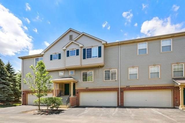 267 Monarch Drive, Streamwood, IL 60107 (MLS #11130629) :: RE/MAX Next
