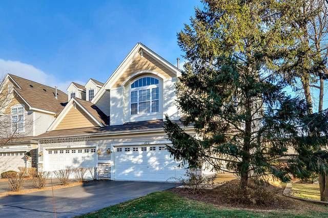 472 Vaughn Circle, Aurora, IL 60502 (MLS #11131213) :: Angela Walker Homes Real Estate Group