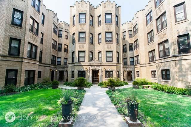 7066 N Wolcott Avenue #2, Chicago, IL 60626 (MLS #11132302) :: Carolyn and Hillary Homes