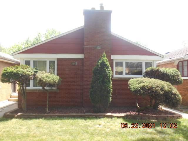 8457 S Ingleside Avenue, Chicago, IL 60619 (MLS #11132356) :: John Lyons Real Estate