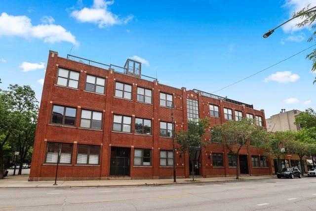1101 W Armitage Avenue #208, Chicago, IL 60614 (MLS #11133012) :: Carolyn and Hillary Homes