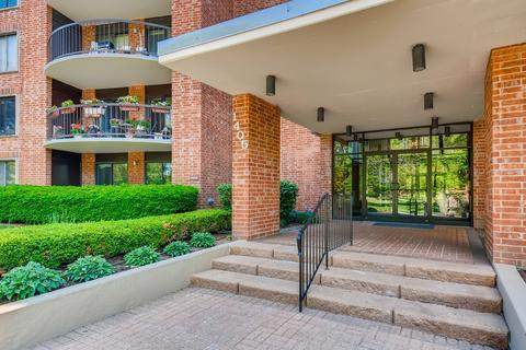 1405 E Central Road 106A, Arlington Heights, IL 60005 (MLS #11133228) :: Carolyn and Hillary Homes
