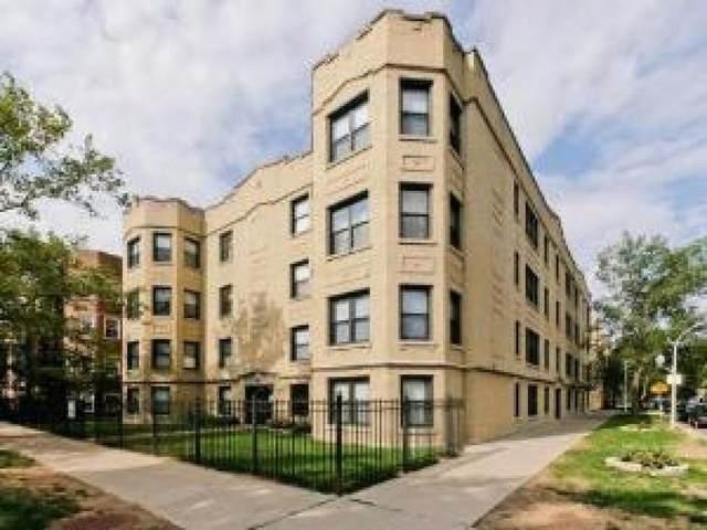 2239 W Rosemont Avenue T, Chicago, IL 60659 (MLS #11134128) :: John Lyons Real Estate